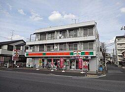 千葉県千葉市稲毛区轟町2丁目の賃貸マンションの外観