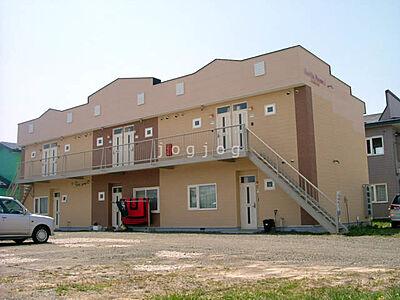 外観,1DK,面積25.92m2,賃料3.5万円,バス くしろバス鳥取北10丁目下車 徒歩4分,,北海道釧路市鳥取北9丁目5-11