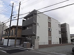クリエオーレ稲葉元町[201号室]の外観