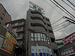 愛知県名古屋市西区貴生町の賃貸マンションの外観