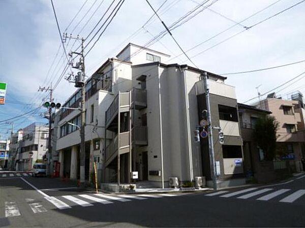 ソレアード桜坂 1階の賃貸【東京都 / 大田区】