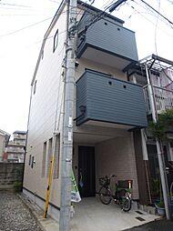 京都府京都市下京区七条御所ノ内西町の賃貸アパートの外観