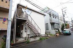 東京都文京区千石3丁目の賃貸アパートの外観