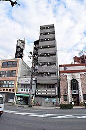 ラフォンテ恵美須[9階]の外観