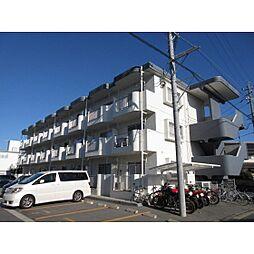 静岡県浜松市中区萩丘2丁目の賃貸マンションの外観