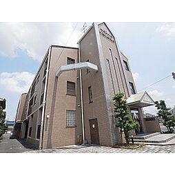 奈良県大和高田市田井の賃貸マンションの外観