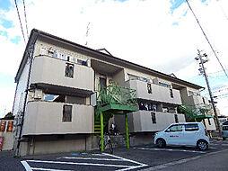 三重県鈴鹿市白子1丁目の賃貸アパートの外観