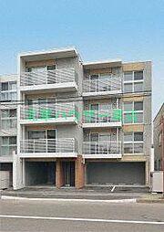 北海道札幌市東区北十一条東4の賃貸マンションの外観
