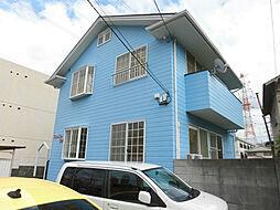 広島県広島市西区草津東2丁目の賃貸アパートの外観