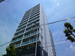 グランシス高井田の鉄筋コンクリート造のしっかりとしたマンションです。