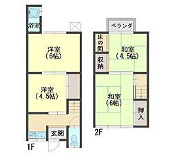 京阪京津線 追分駅 徒歩23分