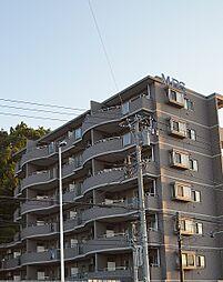 神奈川県横浜市栄区公田町の賃貸マンションの外観