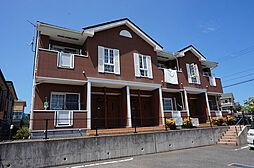 福岡県福岡市東区三苫7丁目の賃貸アパートの外観