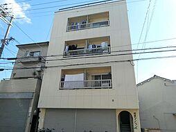 大阪府大阪市港区市岡元町2丁目の賃貸マンションの外観