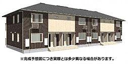 D−room南吉田(仮)[A201 号室号室]の外観