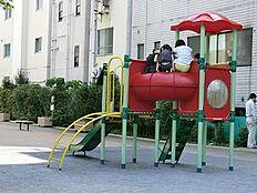 周辺環境:久松児童公園