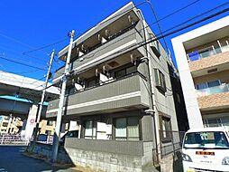 新松戸小川ハイツ[306号室]の外観