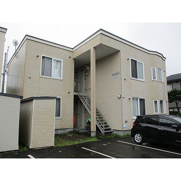 ツインフラッツB 1階の賃貸【北海道 / 白老郡白老町】