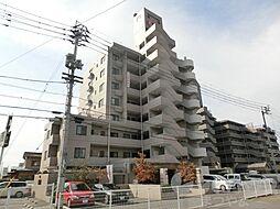 KマンションNo.3[403号室]の外観