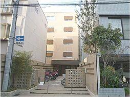 京都府京都市東山区唐戸鼻町の賃貸マンションの外観