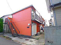 大島ハイツ[203号室]の外観