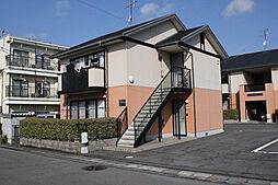 ジュネス横田C[201号室]の外観