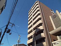 プレサンス神戸プレシャス[8階]の外観