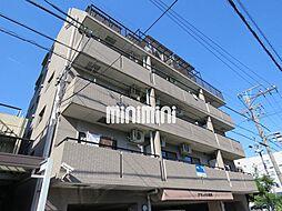 愛知県名古屋市千種区朝岡町3丁目の賃貸マンションの外観
