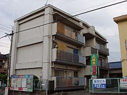 大坪飯田ビルB[1階]の外観
