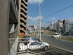 シーファウエスト[2階]の外観