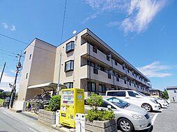 埼玉県志木市中宗岡1の賃貸アパートの外観
