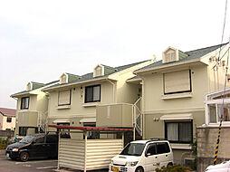 ヴェルデ阪南[205号室]の外観