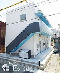 愛知県名古屋市南区観音町4丁目の賃貸アパートの外観