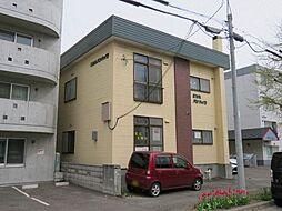 ミカホパナハイツ[2階]の外観