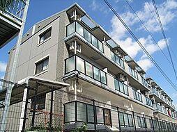 福岡県宗像市赤間5丁目の賃貸マンションの外観