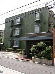 京都府京都市上京区毘沙門町の賃貸マンションの外観