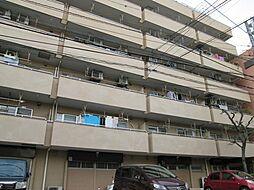 ライオンズマンション新丸子・第二[801号号室]の外観