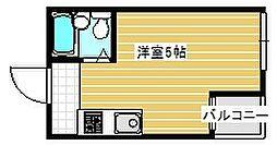 ドームシティ[3階]の間取り
