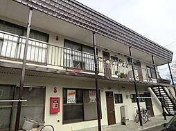 古川荘[2階]の外観