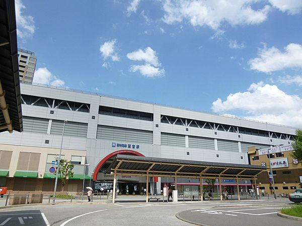 第3七耀マンション 3階の賃貸【兵庫県 / 西宮市】