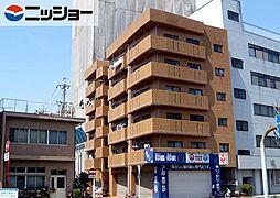 山伝マンション[3階]の外観