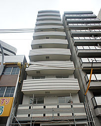 ラフォンテ阿波座[9階]の外観