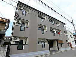 シャンブルMITO[1階]の外観