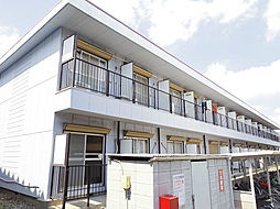 埼玉県狭山市入間川の賃貸アパートの外観