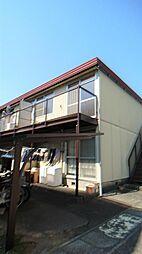 静岡県静岡市葵区瀬名1丁目の賃貸アパートの外観