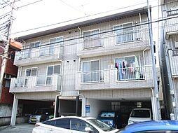埼玉県新座市栗原3丁目の賃貸マンションの外観
