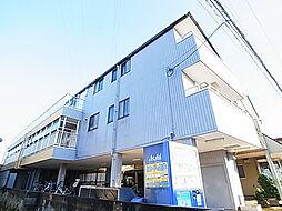千葉県松戸市六実3の賃貸マンションの外観