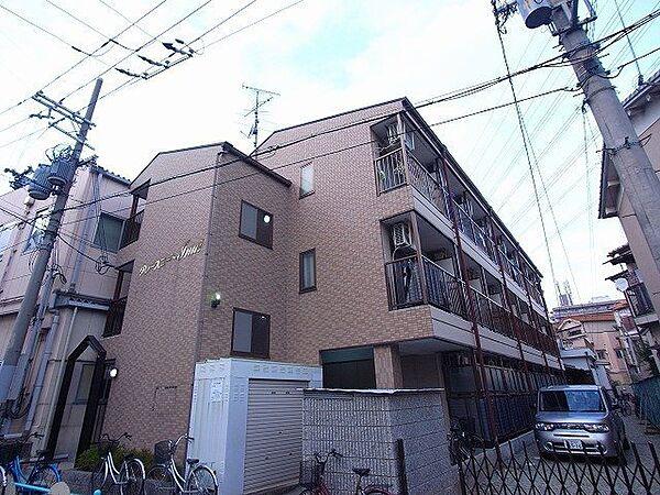 グレ−スコートINUI 2階の賃貸【大阪府 / 大東市】