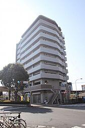 エンブルステーション富士[7階]の外観