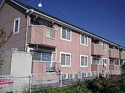 プチシャンII[2階]の外観